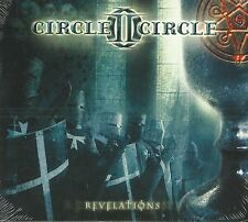 Circle II Circle - Revelations (CD 2006) NEW/SEALED (4 Tracks)