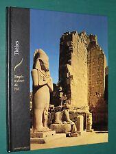 """Thèbes temples et Dieux du Nil J. ROBIN """"Les hauts lieux de la spiritualité"""""""