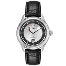 NEW DREYFUSS & CO DGS00110/04 MENS RESERVE DE MARCHE WATCH - 2 YEAR WARRANTY