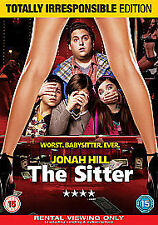 The Sitter (DVD, 2012)