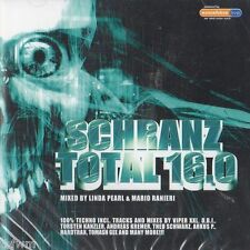 Schranz Total 16 - 2CD MIXED - NEU OVP - TECHNO