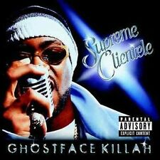 GHOSTFACE KILLAH Supreme Clientele CD BRAND NEW Explicit