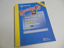 MEASURING UP TO THE TEXAS ESSENTIAL KNOWLEDGE AND SKILLS MATHEMATICS LEVEL D