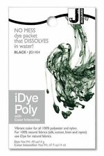 iDye Poly BLACK - For Polyester and Nylon fabrics**Jacquard IDYE