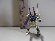 "DX.3 MSN-100 Gundam 3""in Figure Gold Color Bandai 2003"