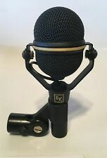 Electro Voice N/D468 dynamic Supercardiod  Instrument Microphone