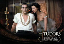 TUDORS, THE SEASONS 1, 2 & 3 BREYGENT PROMO CARD NO NUMBER