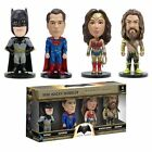 Batman v Superman: Dawn of Justice Mini Bobble Heads 4-Pack