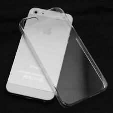 iPhone 5 SE 5S Clear Thin Hard Case Cover  For Apple iphone 5 5s se case cover