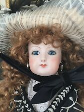 Artist Reproduction of Antique France French Fashion Poupee Victorian Lady Doll