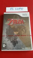 THE LEGEND OF ZELDA TWILIGHT PRINCESS WII NINTENDO NEUF VERSION FRANCAISE