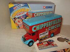 Corgi 97092 Bedford Pantechnicon, Billy Smee for Chipperfield Circus 1:50 Scale