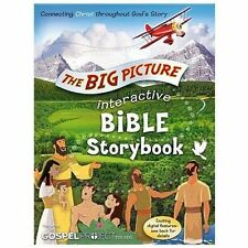 The Big Picture Interactive Bible Storybook, Hardcover: Connecting Christ Thro..