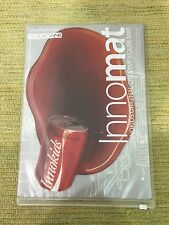Innokids 3d Coca Cola Plastic Flexible Mouse Pad Mat Cute Fun