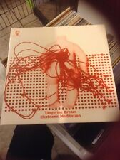 TANGERINE DREAM Electronic Meditation LP  RSD RECORD STORE DAY 2012 LTD ED