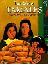 Too Many Tamales (Brand New Paperback) Gary Soto