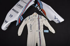 DS 309 VB15-M  F1 DRIVER SUIT - VALTERRI BOTTAS WILLIAMS MARTINI RACING  F1-247