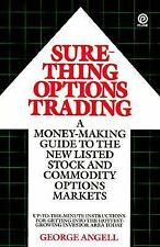 Sure-Thing Options Trading: A Money-Making Guide to the New Listed Stock and Com