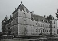 Châteaux de France Bourgogne Ancy-le-Franc (Yonne) Massin vers 1910 39 x 26 cm