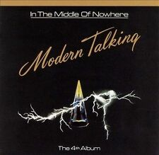 In the Middle of Nowhere by Modern Talking (CD, Jan-1989, Bmg/Hansa)
