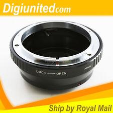 Canon FD mount lens to Nikon 1 mount J1 J2 J3 V1 V2 S1 N1 Digital Camera Adapter
