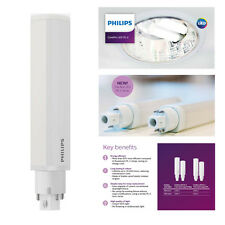 Philips CorePro LED PLC 9w = 26w 840 4 PIN G24q-3 Replaces Biax Dulux Lynx D/E