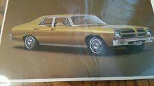 NOS 1971 Pontiac Ventura Dealer  post card Free Shipping