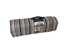 """Soft Durable Roll Up Travel Pet Bed With Carry Handle, 24"""" x 36"""""""