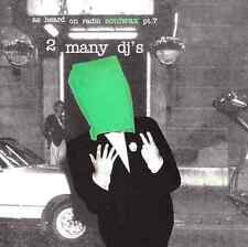 2 MANY DJ'S - AS HEARD ON RADIO SOULWAX PT.7 CD