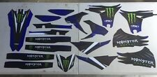 Yamaha YZ450F YZF450 2010 2011 2012 2013 Monster Sticker Kit Graphics