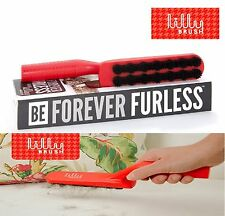 Lilly Be Forever Furless Removes Dog Cat Pet Hair & Lint Carpet Grooming Brush