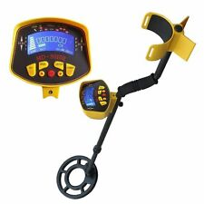 MD-3010II Underground METAL DETECTOR GOLD DIGGER LIGHT HUNTER DEEP SENSITIVE