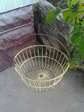 Awesome Old Wire Egg Basket From Old Time Farm Auction In Minnesota
