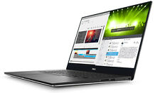 "2017 Dell XPS 15 9560 15.6"" Non Touch i7 8GB Ram 256GB SSD GTX1050 Finger Print"