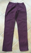 "NEUF : superbe PANTALON ""SOMEWHERE""  couleur prune - taille 38/40"