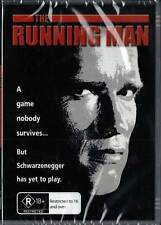 THE RUNNING MAN - ARNOLD SCHWARZENEGGER - CLASSIC NEW & SEALED DVD