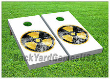 CORNHOLE BEANBAG TOSS GAME w Bags Game BoardsNuke Call Of Duty Fans Set 936