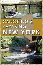 Canoeing and Kayaking New York (Canoe and Kayak Series)