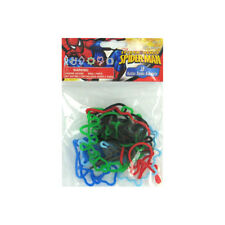 SPIDERMAN KIDS Silly Bandz Bands Rubber Bracelets 11pk(18pc each/1) PARTY FAVORS