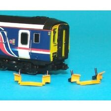 Dapol NSPARE2 Replacement Yellow Snow Ploughs x 2 or Class 156 N Gauge -1st Post