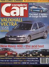 COMPLETE CAR MAGAZINE - June 1995 'HONDA CIVIC 1.6I LS'