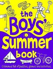 The Boys' Summer Book - PUZZLE AND ACTIVITY BOOK