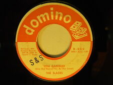 The Slades 45 You Gambled / No Time ~ Domino VG+