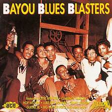 Bayou Blues Blasters: Goldband Blues (CDCHD 427)