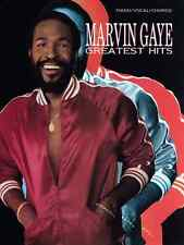 """MARVIN GAYE """"GREATEST HITS"""" PIANO/VOCAL/GUITAR CHORDS MUSIC BOOK BRAND NEW SALE!"""