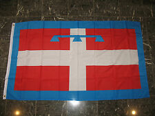3x5 Piedmont Italy Region Flag Rough Tex Knitted Flag 3'x5' Banner