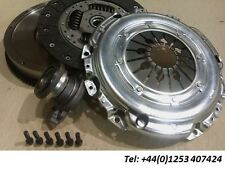 VW VOLKSWAGEN BORA 115 & 101 1.9 TDI 1.9TDI FLYWHEEL & CLUTCH KIT & CSC