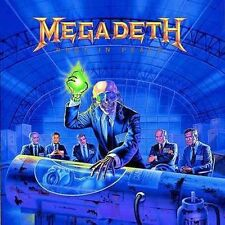 Megadeth - Rust in Peace [Bonus Tracks] [Remaster] (CD, Jul-2004, Capitol)