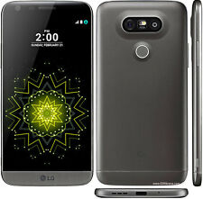 LG G5 H840 SE TITAN 32GB 4GB RAM 4G LTE FACTORY UNLOCKED SMART PHONE