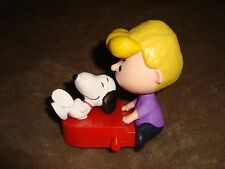 2015 Mcdonalds The Peanuts Movie Schroeder & Snoopy #9